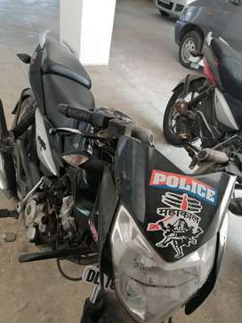 Well condition DL number bike at first owner bike