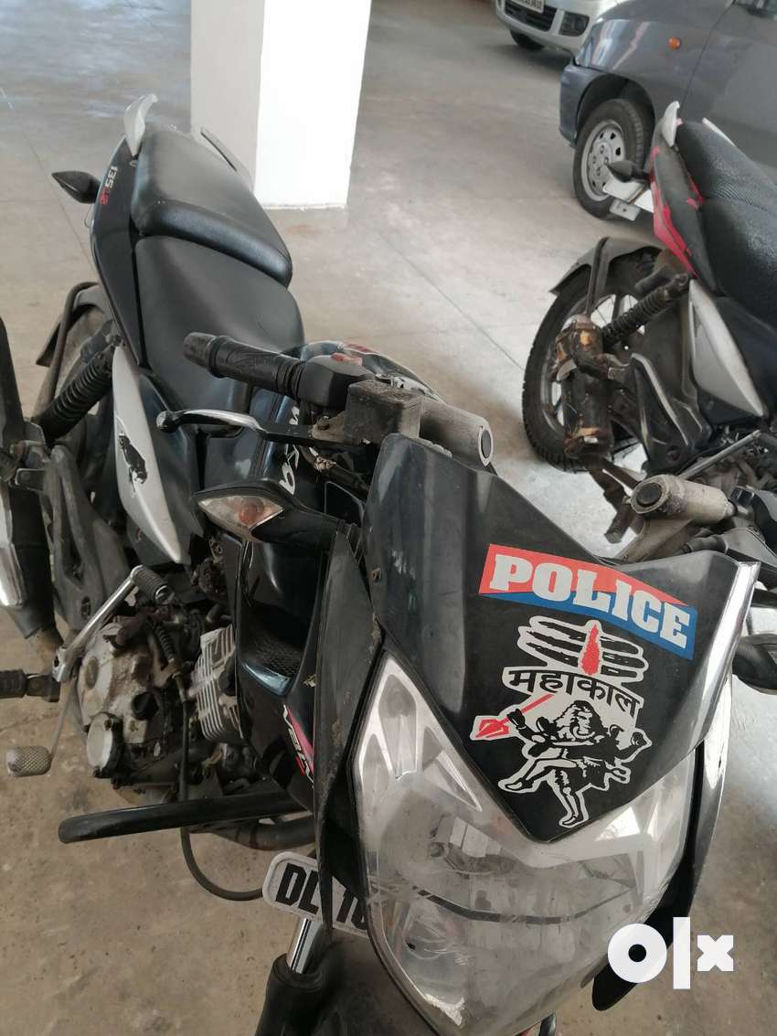 Well condition DL number bike at first owner bike 0