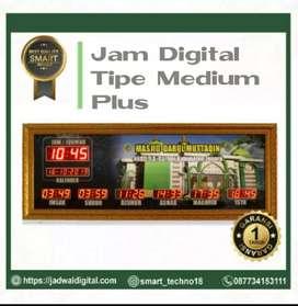 Ready Jam Tipe Medium Plus, Bergaransi Dan Banyak Pilihan