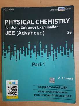 Physical Chemistry for JEE Advanced Cengage