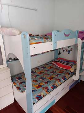 Bunker bed in excellent condition