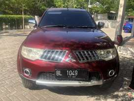 Pajero sport exceed 2009 AT