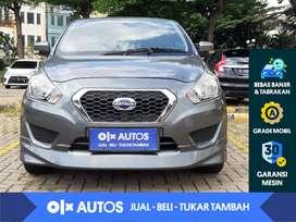 [OLX Autos] Datsun Go Panca 1.2 T M/T 2016 Abu - Abu