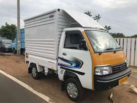 Wanted tata ace closed van driver come delivery  and bikers