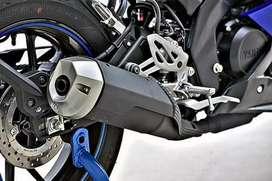 Exhaust pipe for yamaha R15 v3