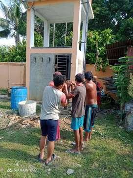 Jasa Ahli Pembuatan Sumur bor air bersih garansi 1 tahun .