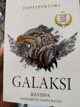 Novel WATTPED GALAKSI by POPPI PERTIWI