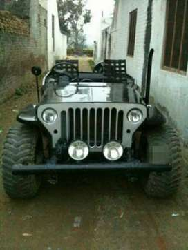 Open modify Jeep for sale