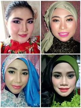 Makeup pesta dan wisuda