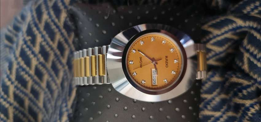 Rado DiaStar Original Quartz Watch 0
