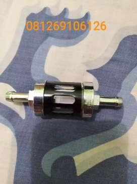 Filter bensin motor cnc kaca baru