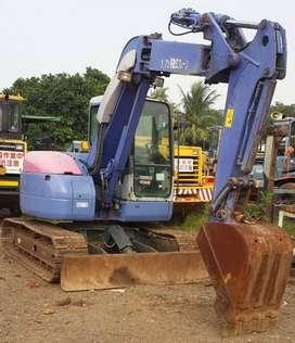 Jual Alat Berat Excavator Komatsu model PC78UU-6E0 tahun 2019
