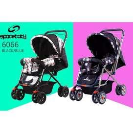 stroller spacebaby 6066 2arah