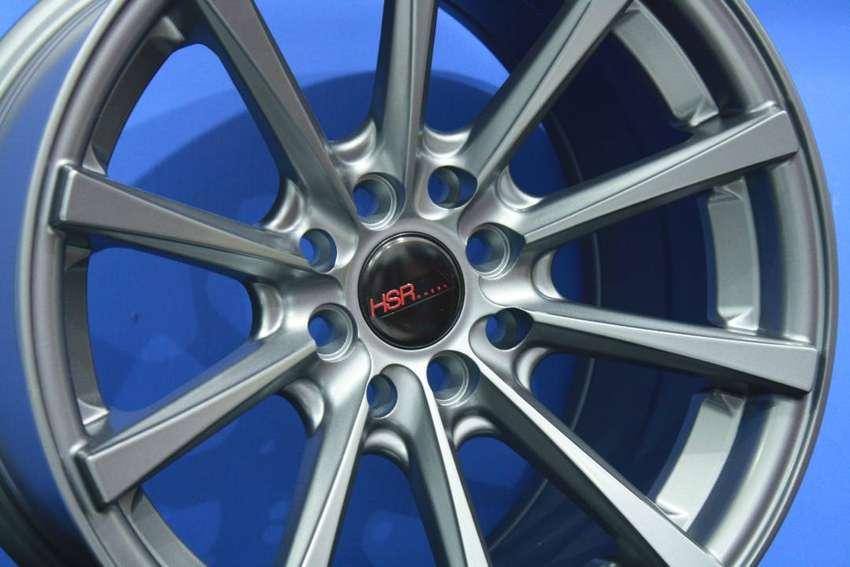 Velg racing HUSTLER JD9018 HSR R16X7/85 H8X100-114,3 SMG (3) 0