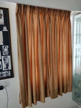 Curtains and Sheer