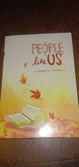 Novel penerbit haru People Like Us