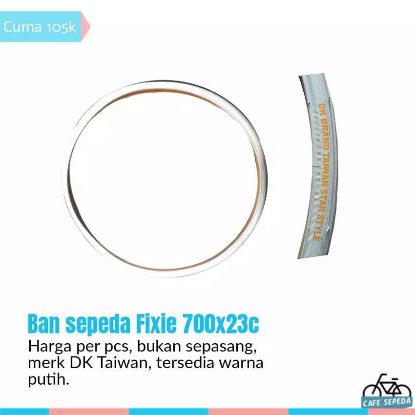 ban sepeda FIXIE/RB ukuran 700x23c