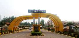 Flat available for rent at Omega City