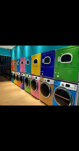 Mesin Laundry Android