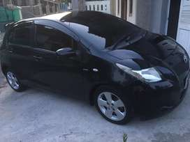 Toyota yaris type E 2008 manual