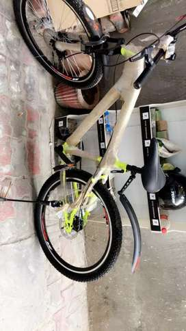 Arko brand bilkul new bicycles Sirf 2 hours use only