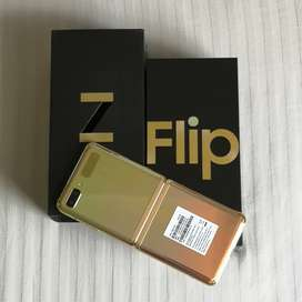 Samsung Galaxy Z Flip - Mirror Gold - Bill 27/06/2020