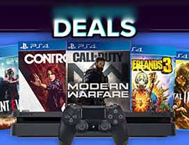 Cheapest PS4 games digital for all country or city