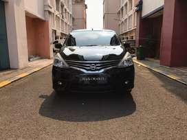 Nissan Livina XV 1.5cc Tahun 2016 Hitam AT