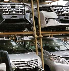 New & Used Alphard Vellfire , Lexus , Bmw , Audi , Mini Auto Parts