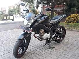 Yamaha Vixion Hitam Tahun 2013
