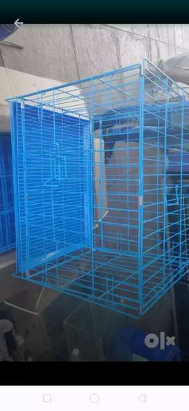 Dog,  cat, bird  cage for sale
