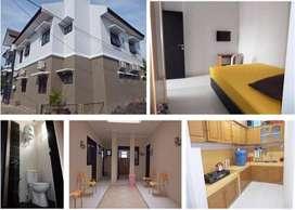 Kost full furnish murah 21 kamar tidur lokasi dekat ke kampus umy