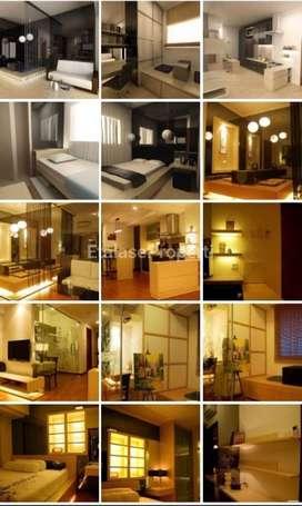 Furnish Baru Gress! Disewakan Apartemen Waterplace Tower F 3 Bedroom