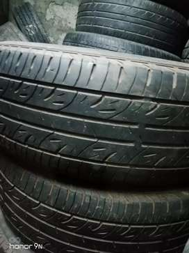 All types of second hand tyres available here