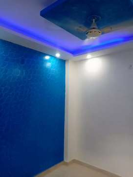 500 SQ ft 2bhk new flats ith 90% bank loan facility