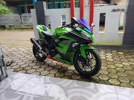 Ninja 250 fi spesial edition thn 2013