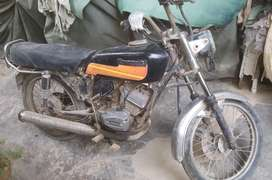 kawasaki gto110 japanese 89 model karachi number