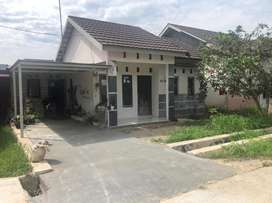 Dijual/take Over rumah tipe 36+ secepatnya di Danau Seran