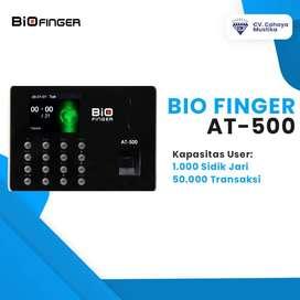 Jual Mesin Absensi Sidik Jari Malang Bio Finger AT-500