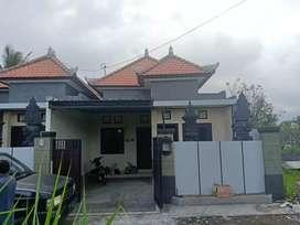 Dijual rumah minimalis di jalan utama