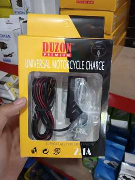 charger/cas hp motor-tc aki duzon sp2a-bs semua hp-ngecas cepat