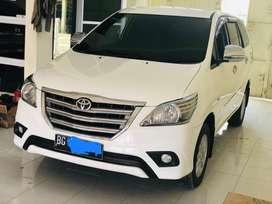 Toyota kijang innnova G 2.5 M/T 2015 , siap pakai ( pajero fortuner )
