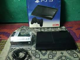 Play station 3 (PS3) with 31 games