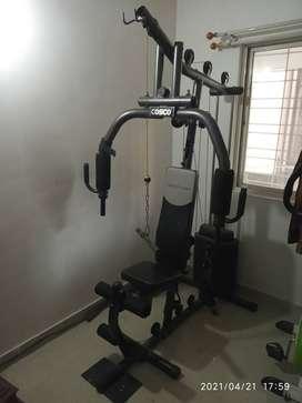 Viva Fitness treadmill T760, Cosco Multi Gym, Cosco gym cycle