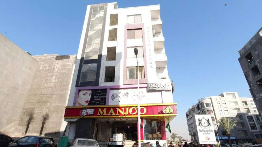 Affordable & Spacious 4th Floor Apartment For Sale In Civic Centre