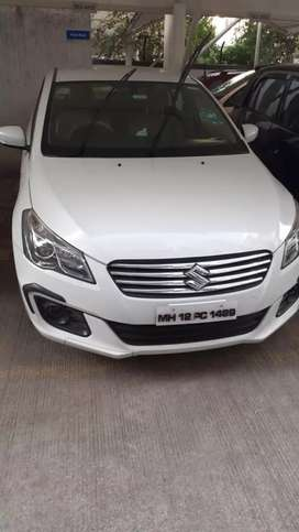 Maruti Suzuki Ciaz 2017 Diesel Well Maintained zeta model