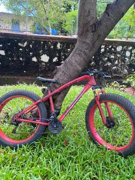 Jaguar Bengshi todget fat tyre with 2Disc Breaks  21  Gears cycle