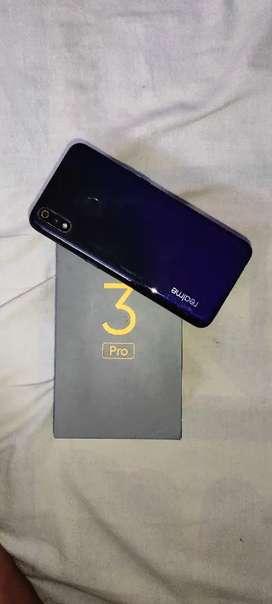 A very interesting mobile phone, realme 3 pro 6gb ram/128gb storage!
