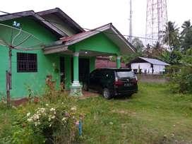 Rumah Permanen Lokasi Strategis