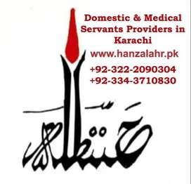 responsible candidates available for patient or elder care in Karachi